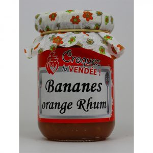Bananes Orange Rhum