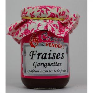 Fraise à capella (fraise nature)