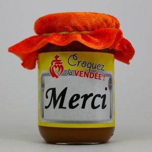 Caramel au Beurre Salé – Sel de Noirmoutier – Merci
