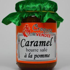 Caramel au Beurre Salé à la Pomme