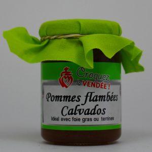 Chutney Pommes Flambée Calvados