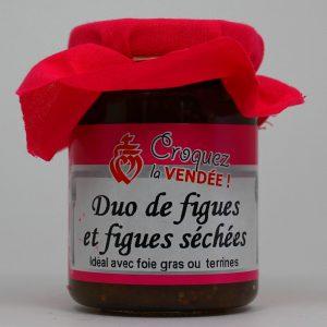 Chutney Duo de Figues & Figues Séchées