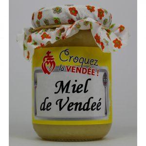 Miel Crémeux (récolté au printemps) 250g