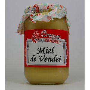 Miel crémeux (récolté au printemps) 500g