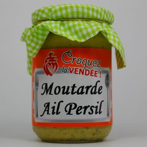 Moutarde Ail Persil