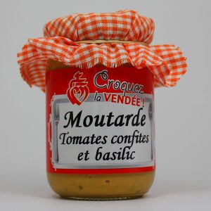 Moutarde Tomate Basilic