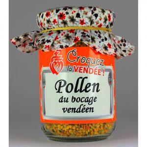 Pollen du bocage Vendéen 125g