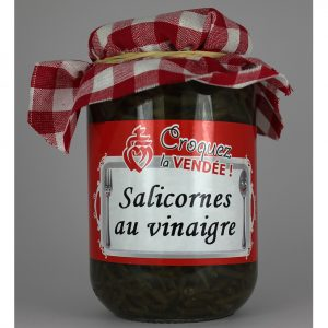 Salicornes au vinaigre 120g